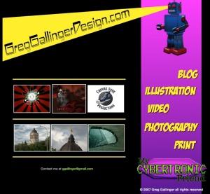 Greg Gallinger Design.com