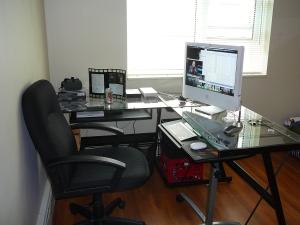 new computer set up