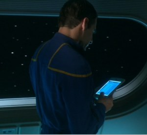 Star Trek Tablet pc